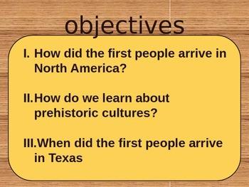 Ancient Texans