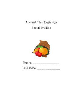 Ancient Thanksgiving Harvest Festival
