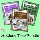 Ancient Time Bundle: A STEAM Bundle on Ancient and Modern Time Pieces