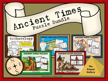 Ancient Times Puzzle Bundle