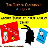 Ancient Tribes of North America Escape Room | The Escape Classroom