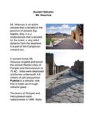 Ancient Volcano: Mt. Vesuvius
