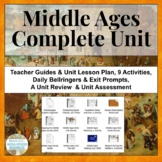 Middle Ages Complete Unit