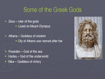 Ancient World History: Patterns of Interaction Chapter 5 - Ancient Greece.