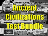 Ancient World History Test Packet