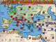 Ancient World War Simulation Game (Rome-Gaul-Carthage-Greece-Egypt-Persia)