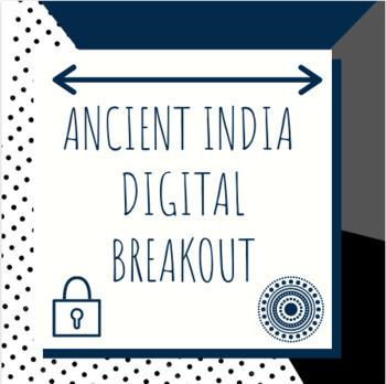 Ancient India Digital Breakout / Escape Room