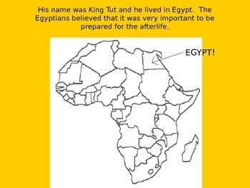 Anciet Egypt - Powerpoint - Art/History