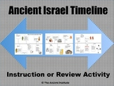 Ancient Israel Illustrated Timeline: An Instruction or Rev