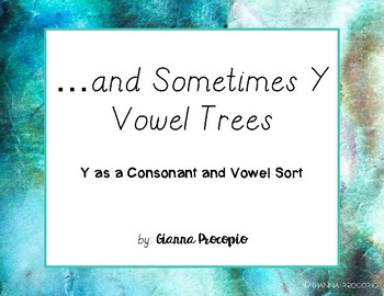 {CCSS.ELA-Literacy.L.2} And Sometimes Y-  Interactive Vowel/Consonant Sort