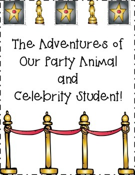 And The Oscar Goes To... {Celebrity Student Freebie}