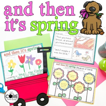 And Then It's Spring Read-Aloud | Distance Learning | for Google Slides