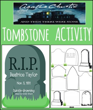 And Then There Were None - Agatha Christie - Assignment / Project