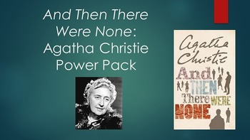 And Then There Were None Agatha Christie Power Pack
