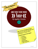 And Then There Were None Book Quizzes Ch. 1-6