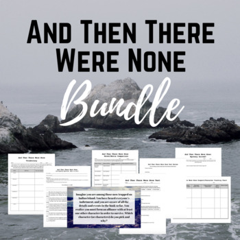 And Then There Were None Bundle