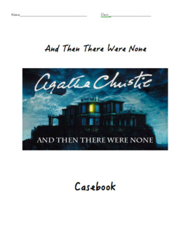 And Then There Were None: Casebook