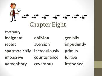 And Then There Were None Chapter Eight Teaching Resources