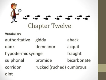 And Then There Were None Chapter Twelve Teaching Resources