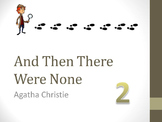 And Then There Were None Chapter Two Teaching Resources