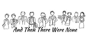 And Then There Were None Clipart