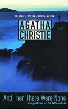 And Then There Were None by Agatha Christie Unit Test