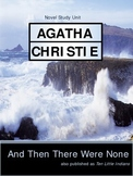 And Then There Were None by Agatha Christie Complete Study Unit