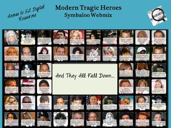 And They All Fall Down:  The Rise and Fall of the Modern Day Tragic Hero