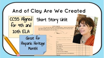 And of Clay Are We Created Unit
