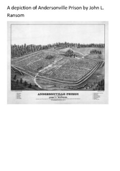 Andersonville National Historic Site Handout