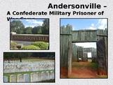 Andersonville Prison and Johnson's Island Prisoner of War Camps-Civil War Series