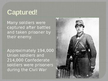 Andersonville Prisoner of War PowerPoint Presentation