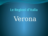 Andiamo a Verona!-Regions of Italy- Le Regioni d'Italia
