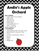 """Andie""""s Apple Orchard Dramatic Play"""