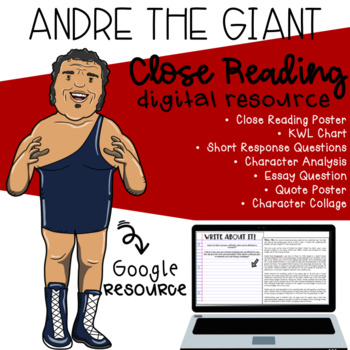 Andre the Giant Close Read