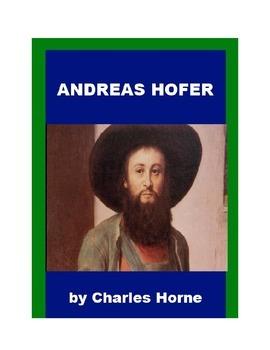 Andreas Hofer - A Short Biography