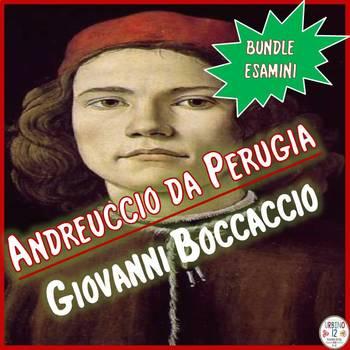 Andreuccio da Perugia ESAMINI BUNDLE