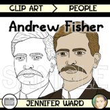 Andrew Fisher Clip Art
