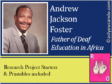 Andrew Foster Biography: Father of Deaf Education in Africa