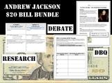 Andrew Jackson $20 Bill Bundle
