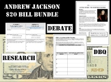 Andrew Jackson $20 Bill Bundle