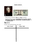 Andrew Jackson 7th President