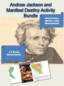 Andrew Jackson Activities