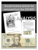 Andrew Jackson DBQ - Primary Source Evidence Analysis