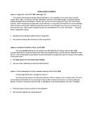 Andrew Jackson DBQ worksheet