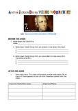 Andrew Jackson Disney Video Worksheet