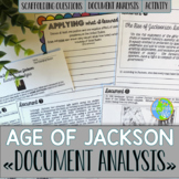 Andrew Jackson Document Analysis