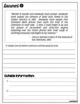 Andrew Jackson Document Analysis