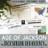 Andrew Jackson, Election of 1828, Jacksonian Democracy, an