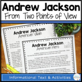 Andrew Jackson: Hero or Villain